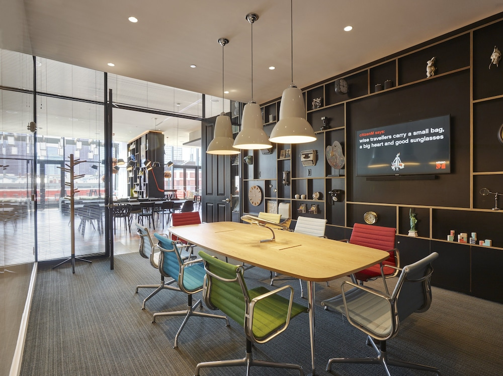 Meeting Facility, citizenM Boston North Station