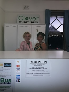 Clover Backpackers