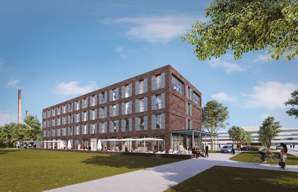 Image result for Hotel Friends Essen Zeche-Zollverein