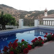 Villa With 6 Bedrooms in Cónchar, With Wonderful Mountain View, Private Pool, Enclosed Garden - 57 km From the Slopes