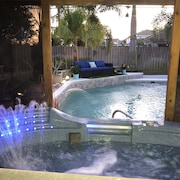 Pool Home W/hot Tub in Viera-with Private Movie Theater!your Home Away From Home