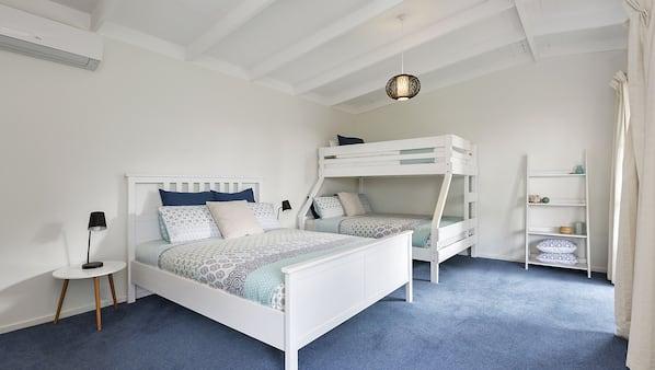 7 Schlafzimmer, kostenloses WLAN