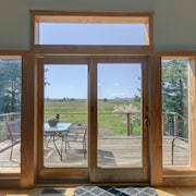 Avon Acres - Private Countyside Getaway - Amazing Sunset Views and new HOT Tub!