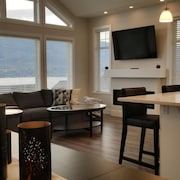 Brand new Lakeview Home for Vacation Rental at the Cottages on Osoyoos Lake