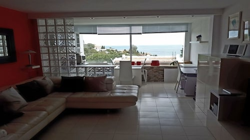 Luxury Apartment With Uninterrupted SEA Views IN Miraflores Resort, Mijas Costa