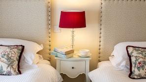 3 bedrooms, travel crib, free WiFi