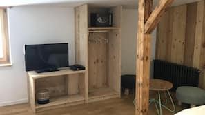 1 chambre, coffres-forts dans les chambres, Wi-Fi, draps fournis