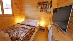 3 Schlafzimmer, Babybetten