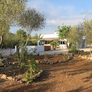 Spacious Finca in Ibiza Style With Pool, Wi-fi