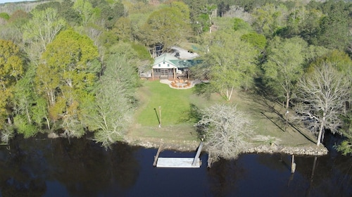 Sanctuary @ Edisto River Lodge, Perfect Family Retreat Location