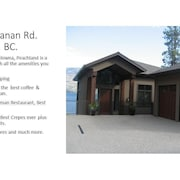 Winter Luxury Lakefront Property Peachland, BC.