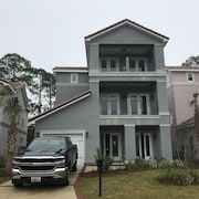 Beautiful 3 Story Beach House Perdido Key Orange Beach