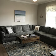 Lovely First Floor End Unit Crow Creek Condo