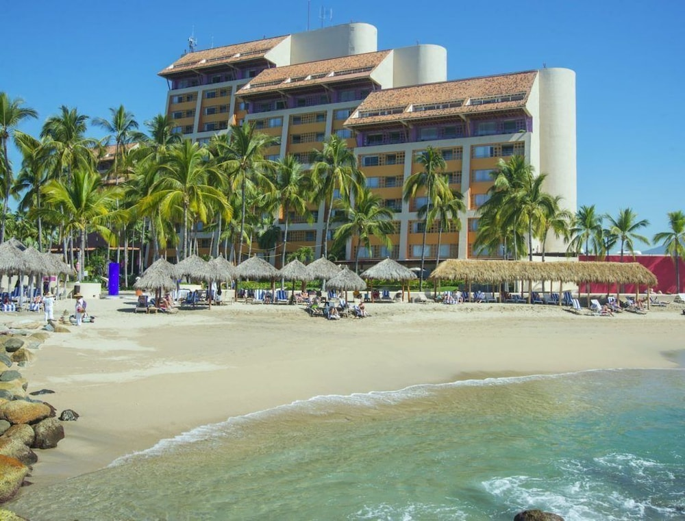 Beach, Club Regina Puerto Vallarta With Great Views and Right on the Beach