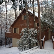 Unforgettable Secluded Cabin With Maximum Privacy up to Four People