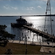 Waterfront Condo Rental in Historic Town of Manteo, NC