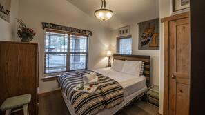 3 makuuhuonetta, Wi-Fi, vuodevaatteet