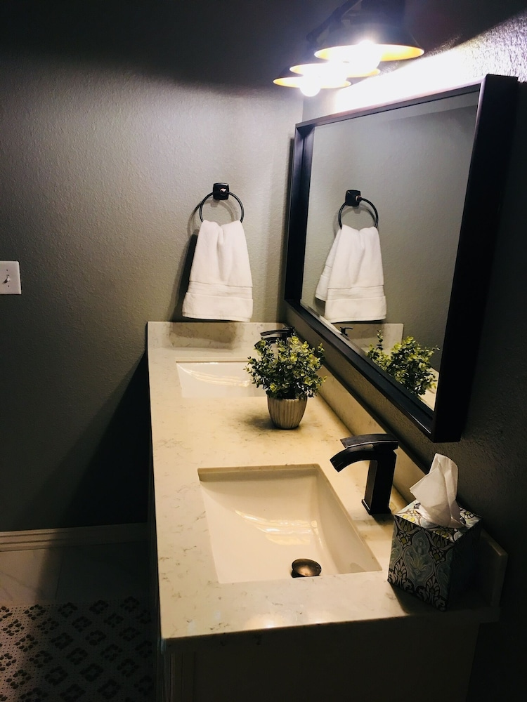 Bathroom, The Maple Haus -everything Youre Looking For!