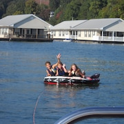 Enjoy a Floating Holiday on Norris Lake at Springs Dock Marina