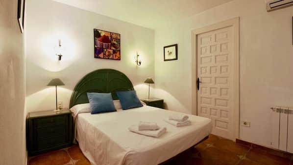 3 chambres, Wi-Fi gratuit, draps fournis