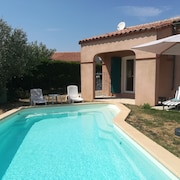 Villa Integral AIR Conditioning, Swimming Pool, Large Garden ², 4 Bedrooms, 8 Beds