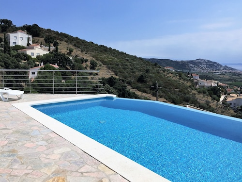 Casa Mireilla - Apartment With Perfect sea View & Private Pool