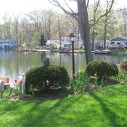 Horseshoe Lake, Batavia NY Between Rochester-buffalo 2Mi 2 Golf Courses