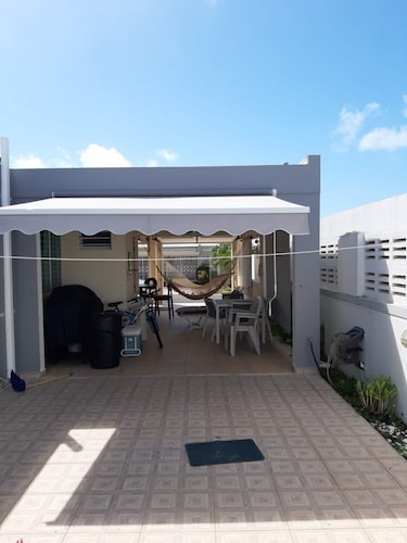 Balcony, Beach House In Safe Gated Community With Pool And Playground