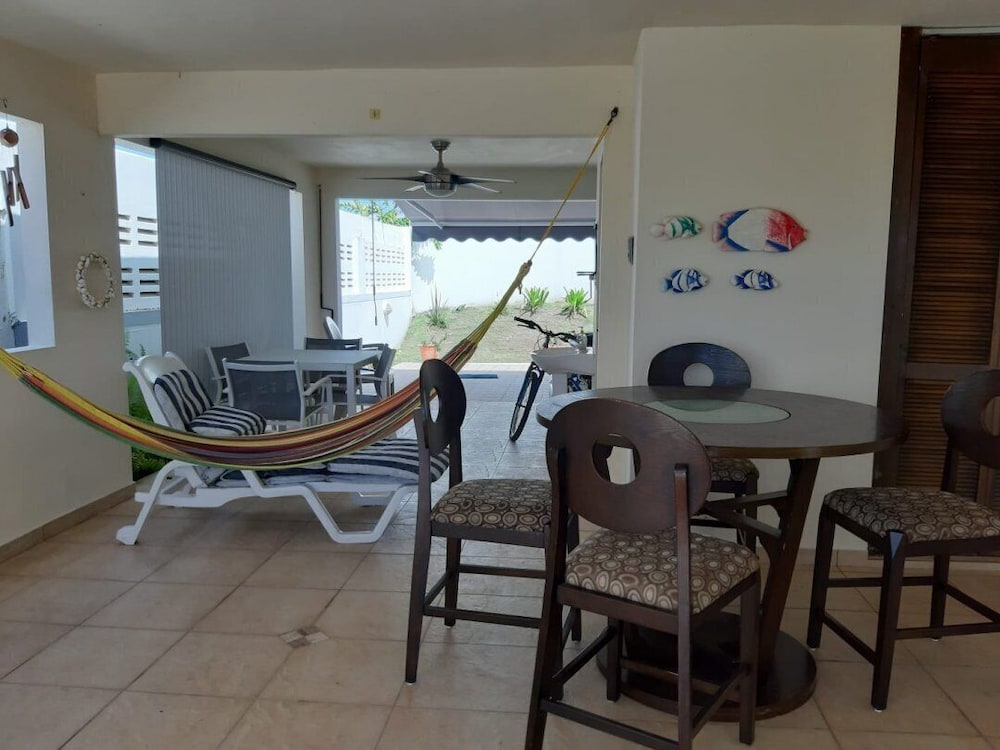 , Beach House In Safe Gated Community With Pool And Playground