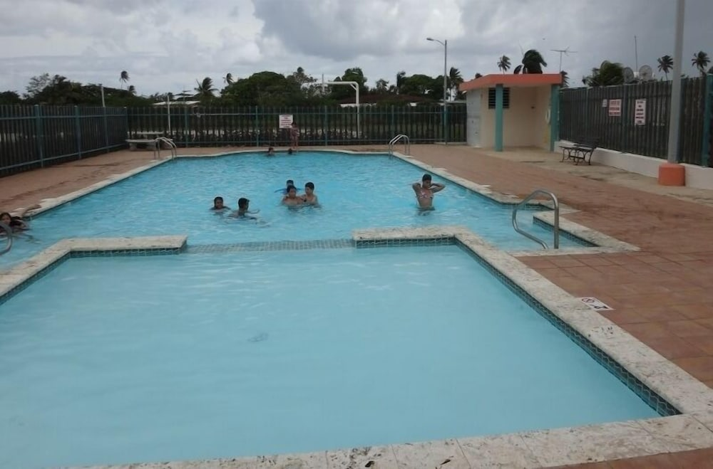 Pool, Beach House In Safe Gated Community With Pool And Playground