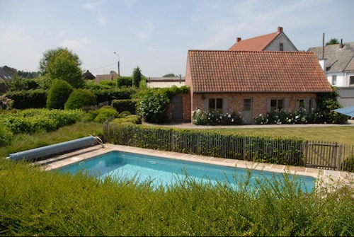Villa With one Bedroom in Gavere, With Private Pool, Enclosed Garden and Wifi