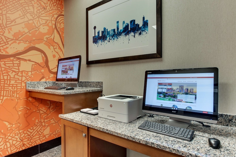 Business Center, Drury Inn & Suites Knoxville West