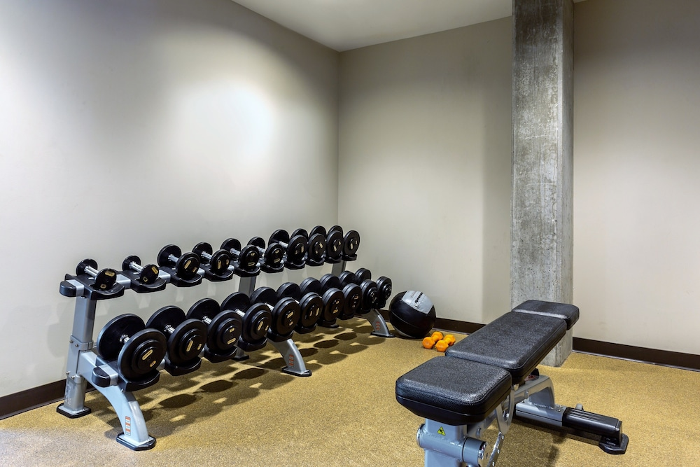Fitness Studio, Stay Alfred at Flats East