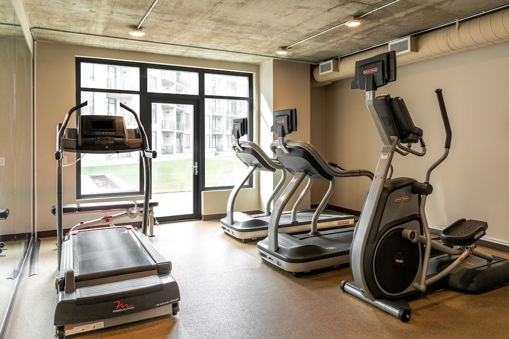 Fitness Facility, Stay Alfred at Flats East