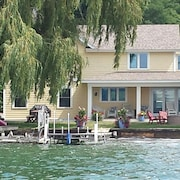 Luxury Lakefront Home on the Eastern Shore of Skaneateles Lake