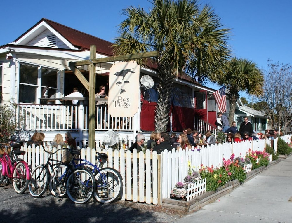 Exterior, The Perfect Seaside Cottage To Enjoy The Charmed Life On Sullivan's Island