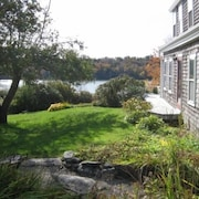 Charming Antique Cape, Water View, Historic Castine, Penobscot Bay