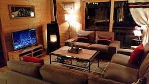 Télévision, console de jeux vidéo, lecteur de DVD