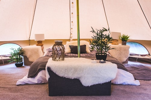 Yippee Tents - The Open Boutique Campsite