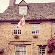 Tudor Cottage in the Beautiful Cotswold Town of Fairford Gloucestershire