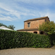 Le Manzinaie - Villa Viole With Pool in Typical Tuscan Farmhouse