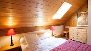 3 chambres, fer et planche à repasser, Wi-Fi