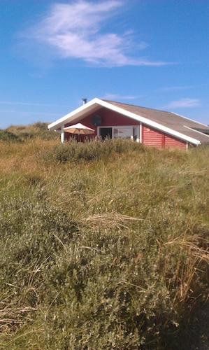 Lovely Wooden House in a Beautiful Location - Close to Beach, Dune Heath and Forest