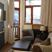 Avoriaz, Charming Apartment, 4 People, Resort Center