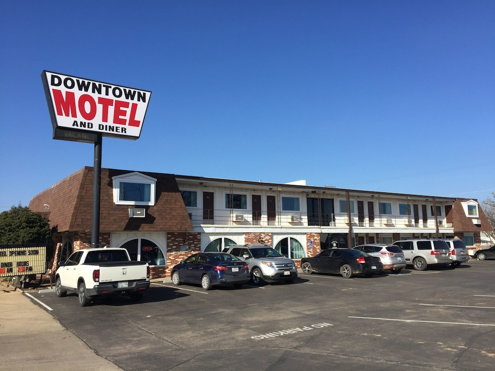 Featured Image, Downtown Motel