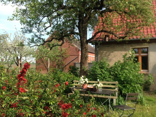 Holiday on the Hollerhof in Oderbruch