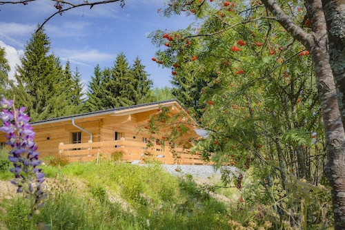 New Exclusive Chalet in the Bavarian Forest National Park for up to 4 People