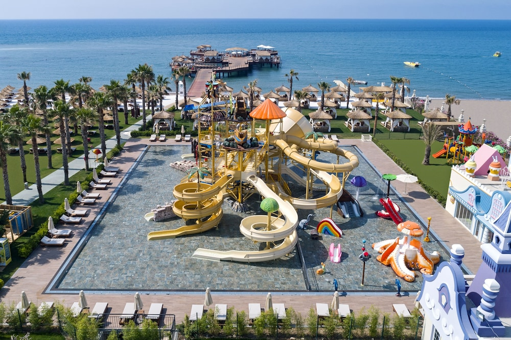Children's Play Area - Outdoor, Titanic Mardan Palace - All Inclusive