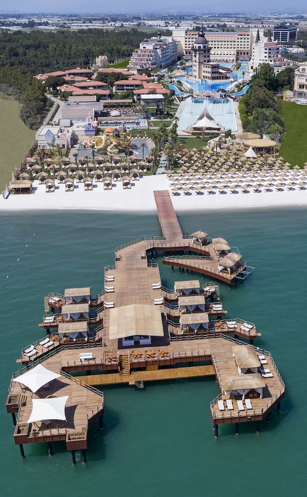Aerial View, Titanic Mardan Palace - All Inclusive