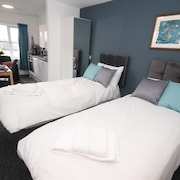 Lovely Modern Studio Apartment in Liverpool City